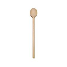 "16"" Oval Wooden Spoon"