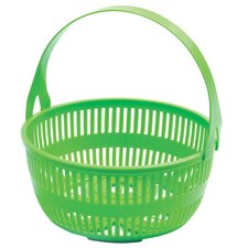 Canning Basket with Removable Handle