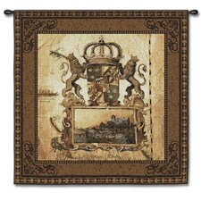 <strong>Fine Art Tapestries</strong> Classical Terra Nova I by LIz Jardine Tapestry