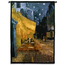 Cafe at Night Wall Hanging