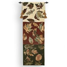 Autumn Leaves I BW Wall Hanging