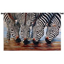<strong>Fine Art Tapestries</strong> Stripes BW Tapestry