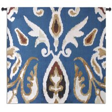<strong>Fine Art Tapestries</strong> Ikat Oceana by Sarah Simpson Tapestry