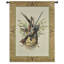 Hunting Gear Tapestry