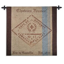 French Roast Tapestry Wall Hanging
