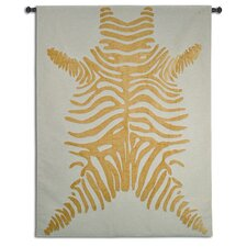 <strong>Fine Art Tapestries</strong> Zebra Skin by Michael Thorstad Tapestry