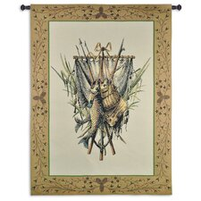 Fishing Gear Tapestry