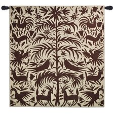 Otomi Earth Tapestry