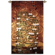 Stocklet Sketch by Klimt Tapestry