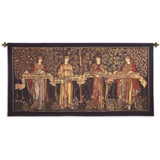 <strong>Fine Art Tapestries</strong> Fawn Orchard by William Morris Tapestry
