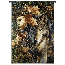 Autumn Eyes Tapestry