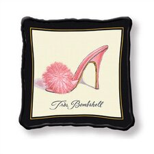 Tres Bombshell Pillow