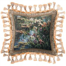 <strong>Fine Art Tapestries</strong> Summer Lily Pillow