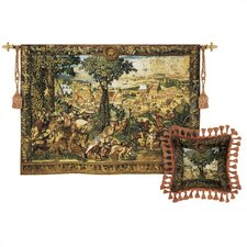 <strong>Fine Art Tapestries</strong> Hunts of Maximilian Tapestry