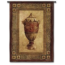 <strong>Fine Art Tapestries</strong> Classical Vessel Antiquity II by Jill O'Flannery Tapestry
