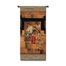 <strong>Fine Art Tapestries</strong> Abstract Bamboo Inspiration II by McCoy Tapestry