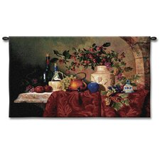 <strong>Fine Art Tapestries</strong> Classical Tavola Decapris by Di Giacomo Tapestry