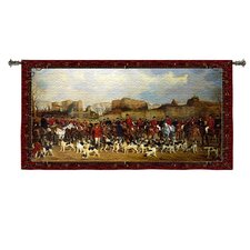 <strong>Fine Art Tapestries</strong> Abstract Meet / North Warwick by Acorn Studios Tapestry