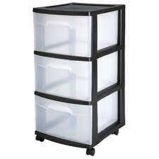 "24"" Storage Cart (Set of 2)"