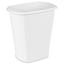 <strong>Sterilite</strong> Rectangular Waste Basket