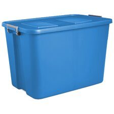 32 Gallon Latch Tote (Set of 4)