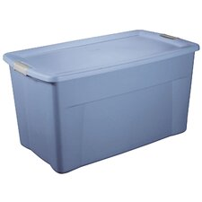 35 Gallon Latch Tote