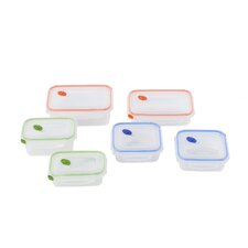 Ultra-Seal 12 Piece Food Storage Containers