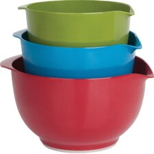 Melamine Mixing Bowl (Set of 3)