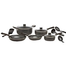 <strong>WearEver</strong> 12-Piece Cookware Set