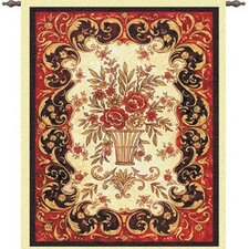 <strong>Pure Country Weavers</strong> Floral Tapestry