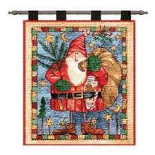 Waitng for Christmas Tapestry