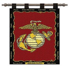 <strong>Pure Country Weavers</strong> Marine Corp Tapestry
