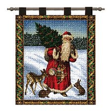<strong>Pure Country Weavers</strong> Father Christmas Tapestry