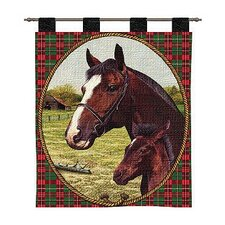 Cheval Tapestry