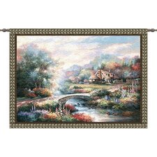 Country Bridge Tapestry