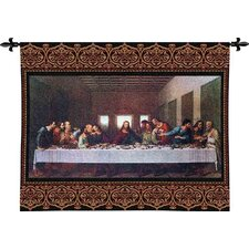 Last Supper Tapestry I - Leonardo Da Vinci