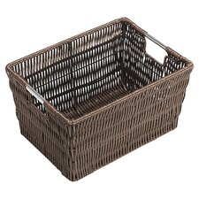 Rattique Baskets in Java (Set of 3)