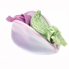 Mesh Bra Washing Bag in White