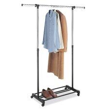 "68"" H x 61"" W x 17.13"" D Adjustable Garment Rack"