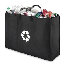 Recycle Triple Sorter in Black