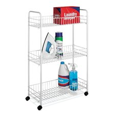 "32"" Slim Household Cart"