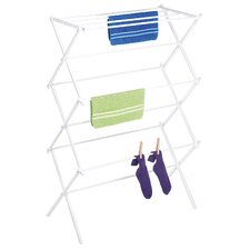 <strong>Whitmor, Inc</strong> Wire Folding Clothes Drying Rack