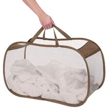 Mesh Pop and Fold Laundry Bag