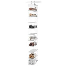 10 Pair Hanging Shoe Shelves
