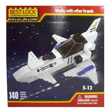 Construction Hawk A-101 Space Cruiser - 140 Pieces