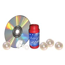 Magic Multiplying Bubbles with DVD
