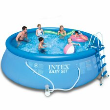 "<strong>Intex</strong> Round 48"" Deep Easy Set Swimming Pool"
