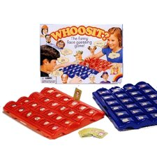 Whoosit Board Game