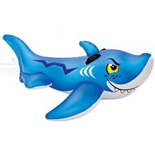 Friendly Shark Ride On Pool Toy