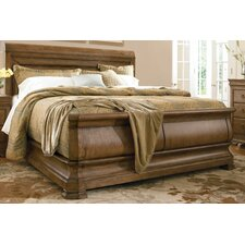 New Lou Louie P's Sleigh Bed